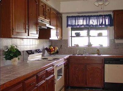 Sådan fjerne køkken lugt