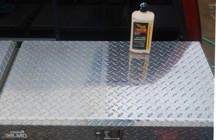 Hvordan polerer man aluminium