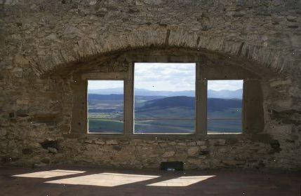 Reparation af ridser i vinduesglas