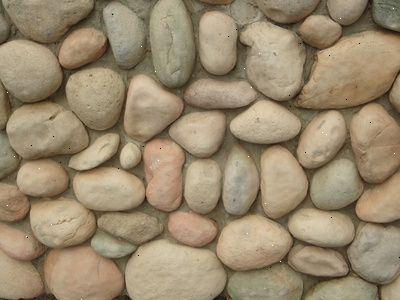Hvordan laver faux sten