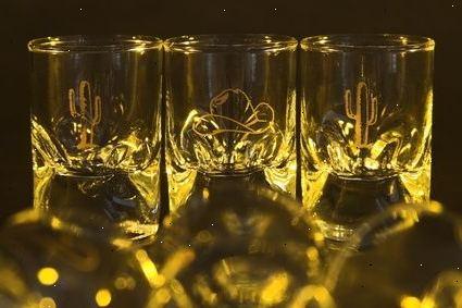 Glas ætsnings creme