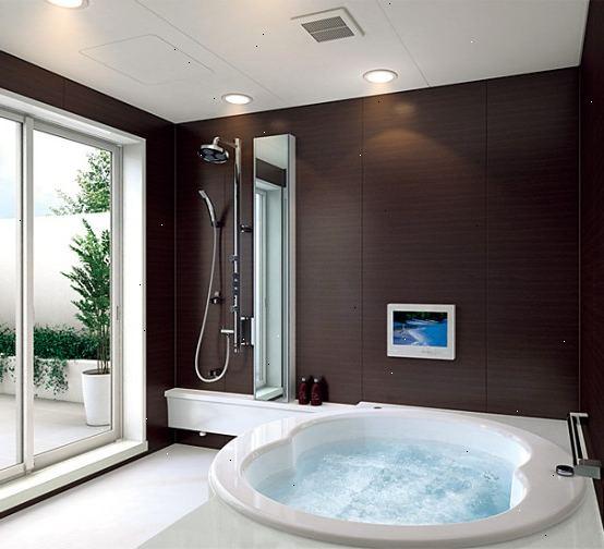 badeværelse design Hvordan til at indarbejde badeværelse design – E2R badeværelse design