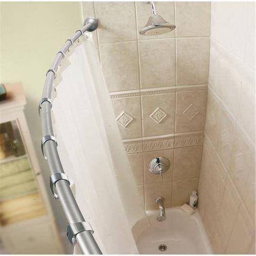 Badeforhæng Stang hvordan vælger badeforhæng kroge eller ringe – e2r