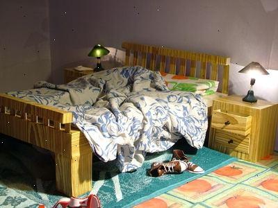 Sådan feng shui dit soveværelse til at tiltrække kærlighed i dit liv