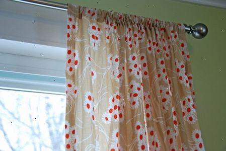 sy gardiner Hvordan laver billig ingen sy gardiner – E2R sy gardiner