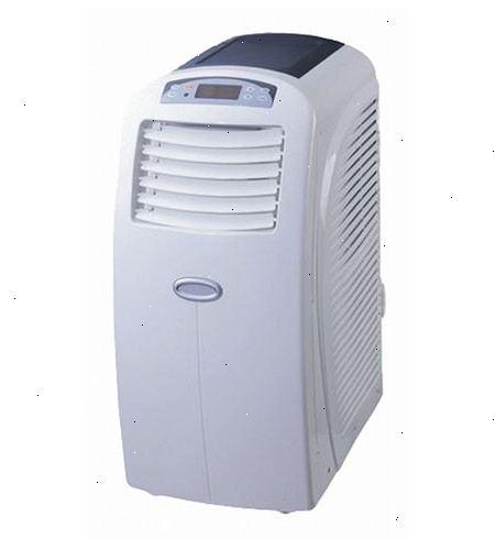 Aircondition bärbar